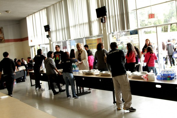 Contra Costa College hosted the DREAM Conference for students all over the Bay Area. (Photo by: Andy Freedman)